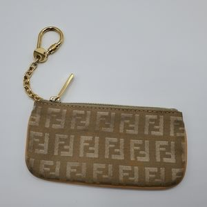 Authentic Preowned Vintage Fendi Coin Purse